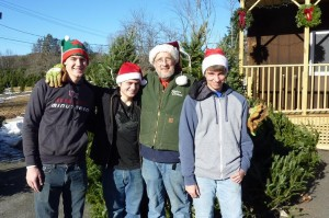 Kenburn Orchards Elves 2014